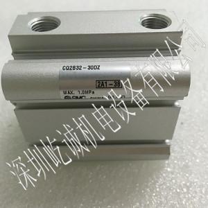 日本SMC薄型氣缸CQ2B32-30DZ