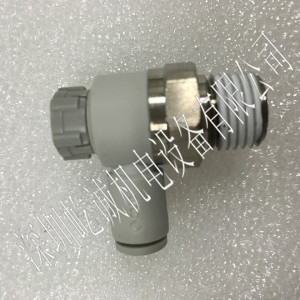 AS2201F-02-06SA日本SMC接頭節流閥調速接頭