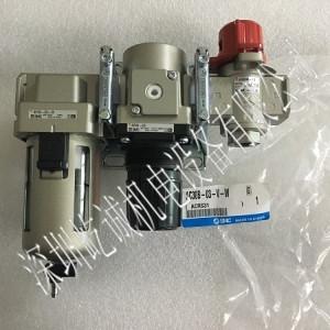 日本SMC空氣組合元件AC30B-03-V-W