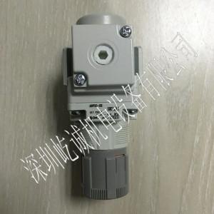 日本SMC精密減壓閥ARP20-02BE壓力0.005~0.4Mpa口徑RC1/4