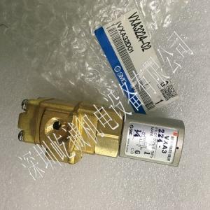 日本SMC直通式2通氣控閥VXA3224-02