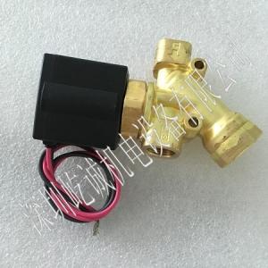 日本SMC電磁閥VXK2220-03-5G1內藏濾網Y型直動2通電磁閥3/8 20VDC