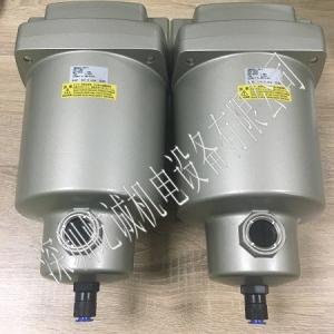 日本SMC油霧分離器AMH650-14D-T 流量6000 口徑1 1/2 托架BM56