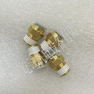 日本SMC快換接頭彎頭KQ2H08-02AS接管口徑1/4轉8mm 舉報