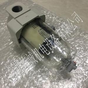 日本SMC新款油霧分離器AFM40-F04-A 口徑1/2 流量1100