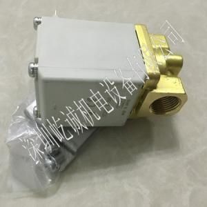 日本SMC兩通直動式電磁閥VX232DYXB接管口徑1/8
