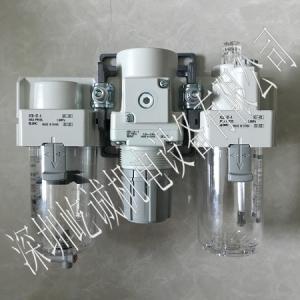 日本SMC空氣組合元件