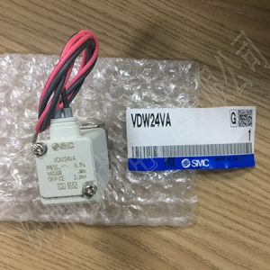 日本SMC原裝正品電磁閥VDW24VA