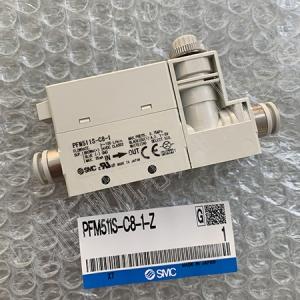 日本SMC原裝正品流量傳感器PFM511S-C8-1-Z