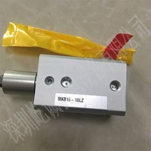 日本SMC原裝正品氣缸MKB16-10LZ-M9NL