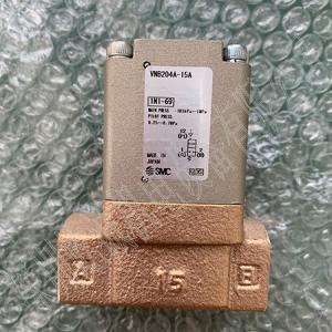 日本SMC原裝正品電磁閥VNB204A-15A