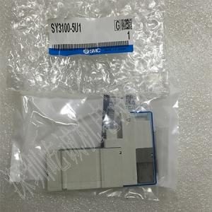 日本SMC原裝正品電磁閥SY3100-5U1
