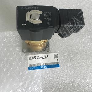 日本SMC原裝正品電磁閥VX3324-03T-5DS1-B
