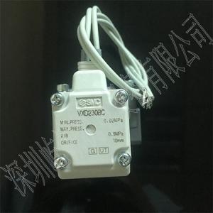 日本SMC原裝正品電磁閥VXD230BC