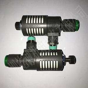 日本SMC原裝正品消聲器ASV410F-01-08S