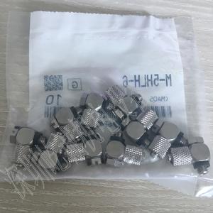 日本SMC原裝正品接頭M-5HLH-6