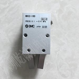日本SMC原裝正品氣缸MHC2-16D