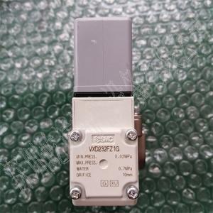 日本SMC先導式2通電磁閥VXD232FZ1G