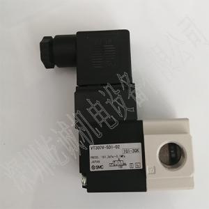 日本SMC原裝正品電磁閥VT307V-5D1-02