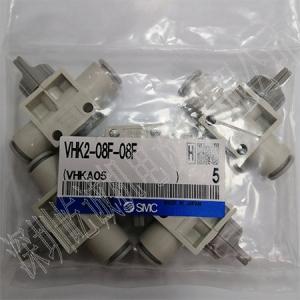 日本SMC原裝正品手動閥VHK2-08F-08F