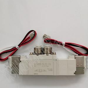 日本SMC原裝正品電磁閥SY5420-5LZD-C6