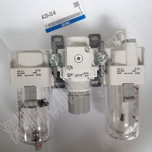 日本SMC原裝正品空氣組合元件AC25-02-B
