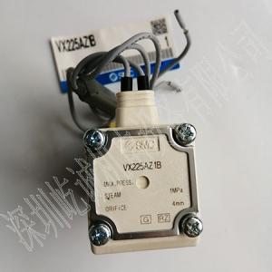日本SMC原裝正品電磁閥VX225AZ1B