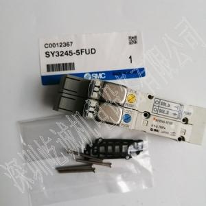 日本SMC原裝正品電磁閥SY3245-5FUD