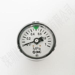 日本SMC原裝正品壓力表G46-10-N01