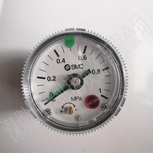 日本SMC原裝正品壓力表GP46-10-02L5