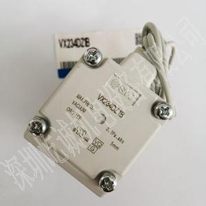 日本SMC原裝正品電磁閥VX234DZ1B