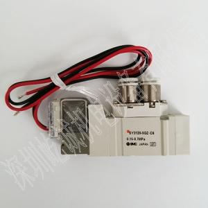 日本SMC原裝正品電磁閥SY3120-5GZ-C6