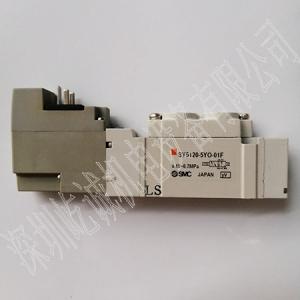日本SMC原裝正品電磁閥SY5120-5YO-01F