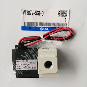 日本SMC原裝正品電磁閥VT307V-5G1-01