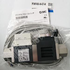 日本SMC原裝正品數字式流量開關PF3W740S-04-DT-M