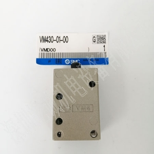 日本SMC原裝正品手動閥VM430-01-00