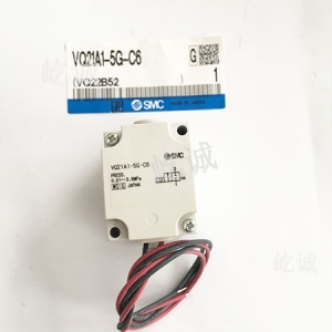 日本SMC原裝正品電磁閥VQ21A1-5G-C6