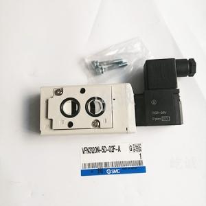 日本SMC原裝正品電磁閥VFN3120N-5D-02F-A