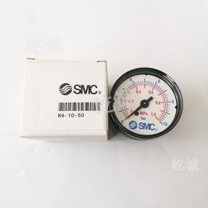 日本SMC原裝正品壓力表K4-10-50