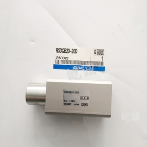 日本SMC原裝正品止動氣缸RSDQB20-20D