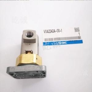 日本SMC 原裝正品 氣控閥VXA2243A-00-1