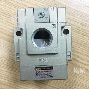 日本SMC 原裝正品 氣控閥VGA342-10A