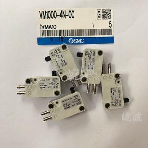 日本SMC 原裝正品 機控手動閥 VM1000-4N-00