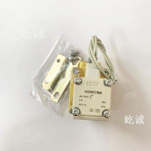 日本SMC 原裝正品 2通電磁閥 VXZ240FZ1BXB